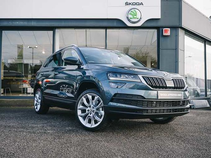 SKODA Karoq SUV 1.5 TSI (150ps) Edition ACT DSG